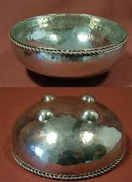 silver hammered