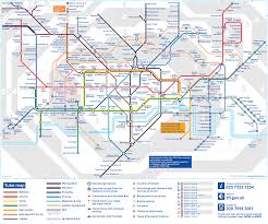 london buses map