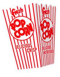 pop corn boxes