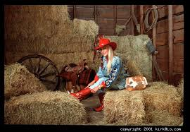 cowgirl portraits