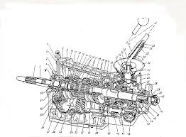 ford type9 gearbox