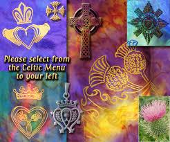 celtic scarves