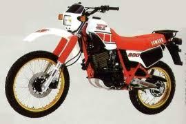 1984 yamaha xt 600