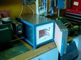 heat treating kiln