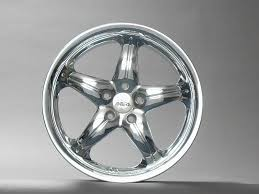 17 chrome wheel