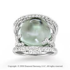 cabochon diamond
