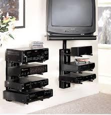 electronics shelves