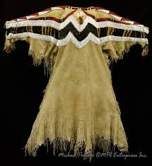 american native clothing