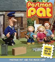postman pat books
