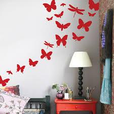 butterflies wall stickers