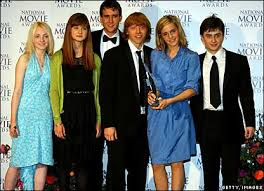 harry potter cast pictures