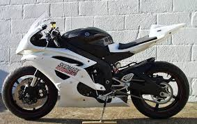 yamaha r6 racing