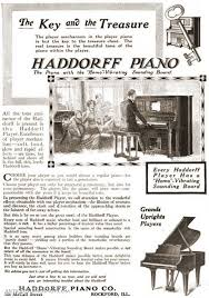 haddorff piano