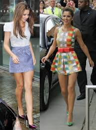 cheryl cole pink shoes