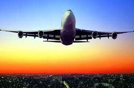 flights over london