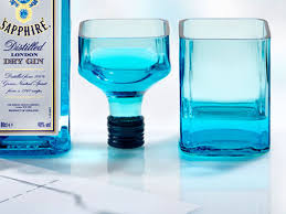 bombay sapphire glasses