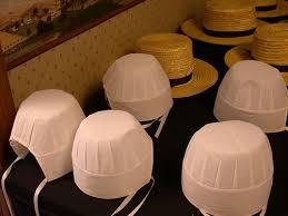 amish bonnets