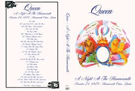 Queen - 1975-12-24: Hammersmith Odeon, London, UK