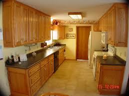 galley kitchen photo