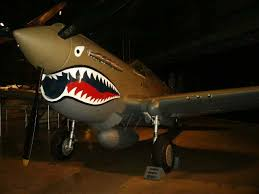 planes from world war two