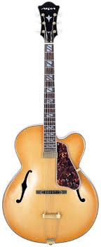 aria jazz guitar
