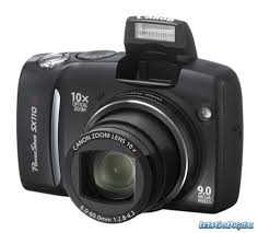 canon ps sx110is