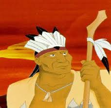 chief powhatan pictures