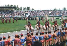 naadam festival in mongolia