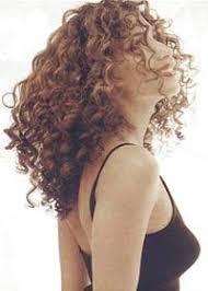 perms long hair