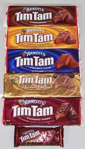 timtam cookies