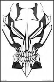 bleach vizard mask