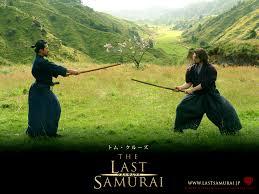 last samurai movie