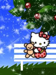 kitty animated