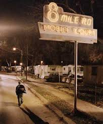 Eminem - 8 Mile Road