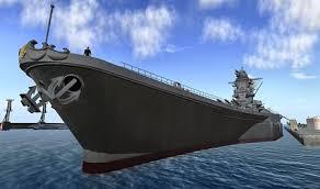 biggest battleship