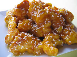 chicken honey