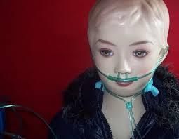 nasal oxygen tube