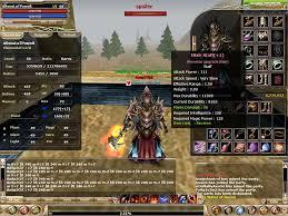 knight online mage
