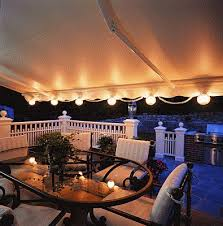 outside patio lighting