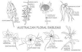 emblems of australia
