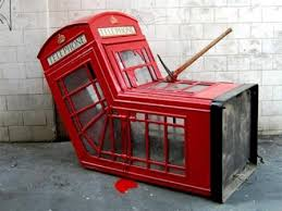 british telephone booths