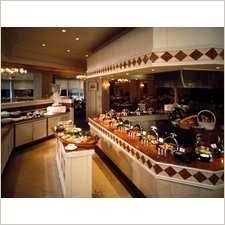 buffet style restaurant
