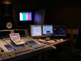 pro tools mixing board