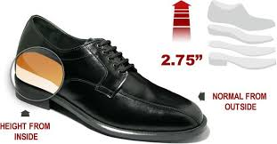 height enhancing shoes