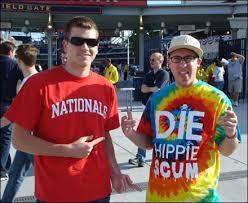 die hippie scum t shirt