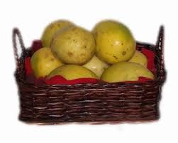 canastas con frutas