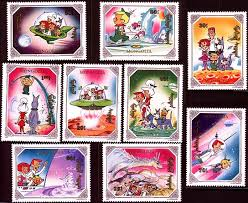 foreign postage stamps
