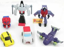mcdonalds transformers toys