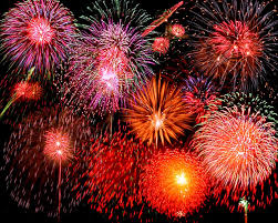 pics of fire works
