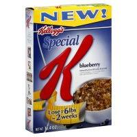 special k blueberry